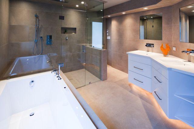 Richmond Bathroom Renovation Contractors Renovations Contracting Amazing Bathroom Contractors Interior