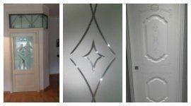 Porte in legno e vetro napoli Dr Infissi