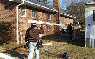 Gutter Repair Cary, NC