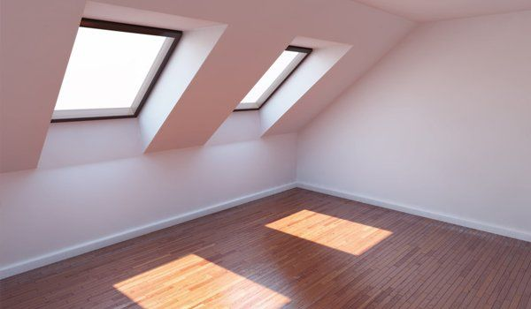 Velux roof windows and sun tunnels