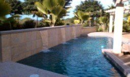 Finished pool in Maui