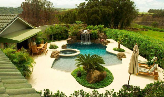 Pool Pro in Maui