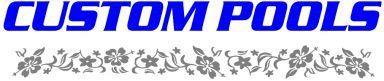 Custom pool logo for Maui Pool Pro
