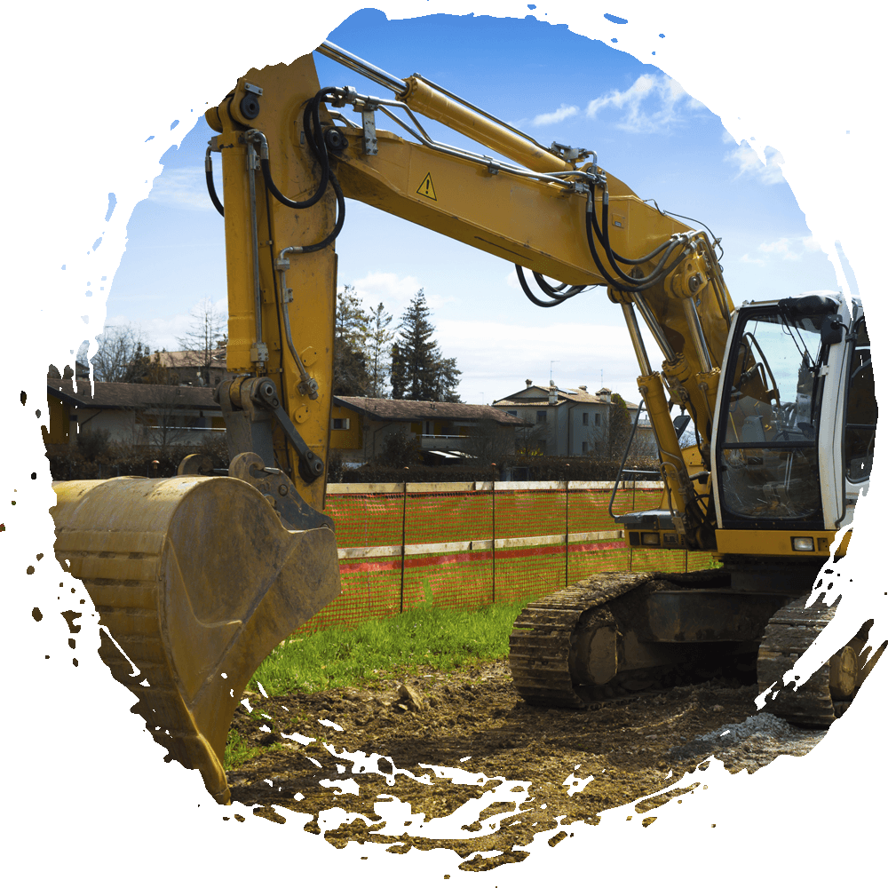 excavation services Jamestown, NY