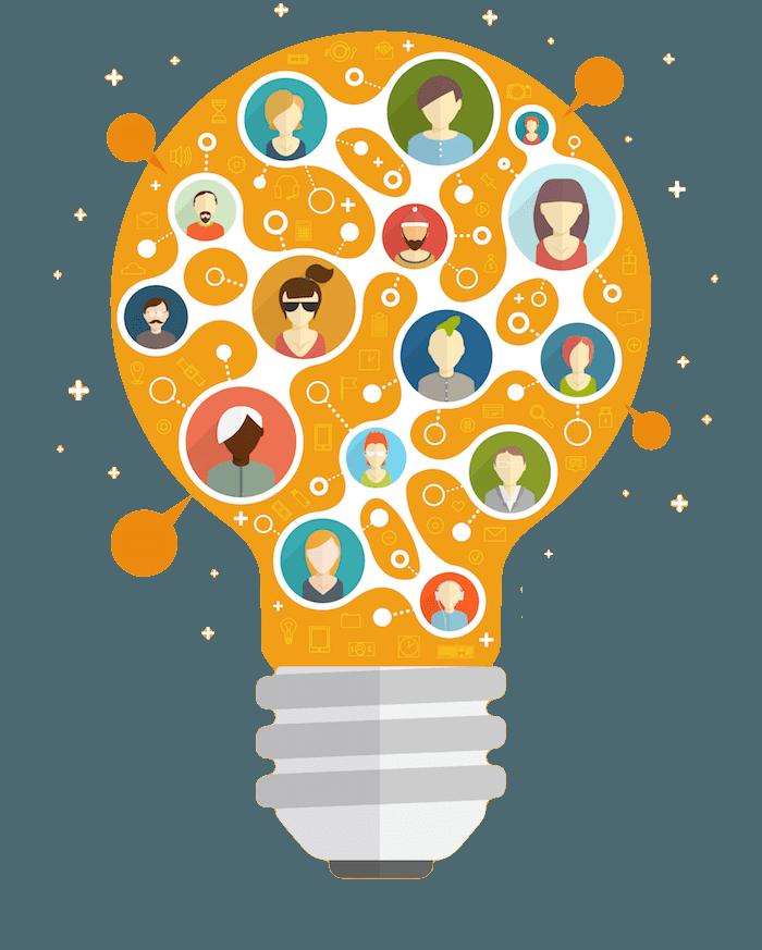 Creative Team Lightbulb
