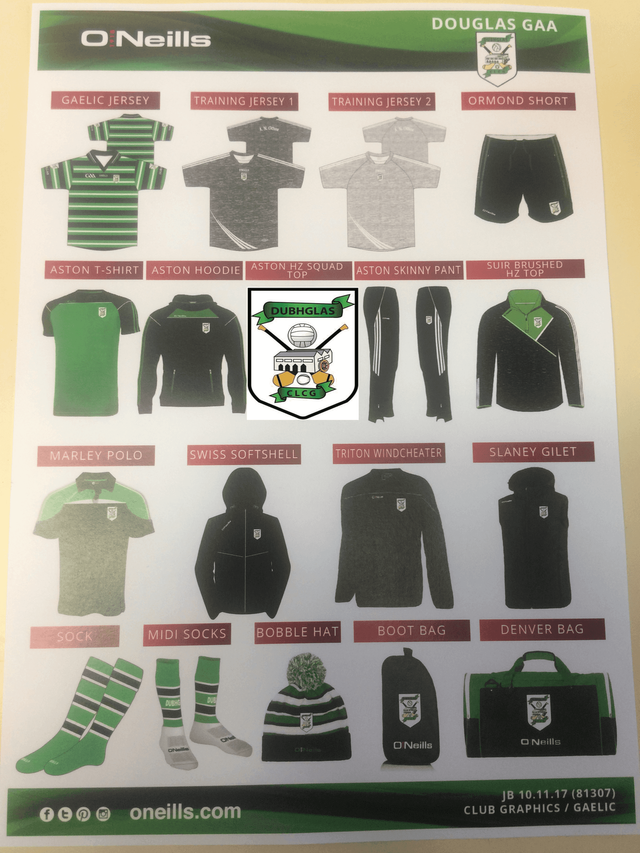 Open For Christmas Orders.Club Shop Open For Christmas Orders