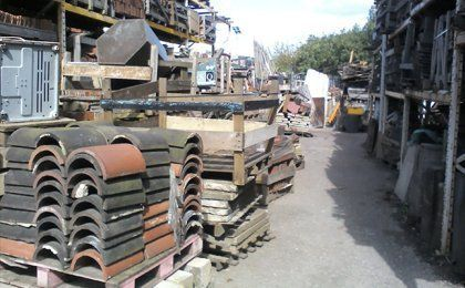 Buy High Quality Reclaimed Roofing Materials In Sheffield