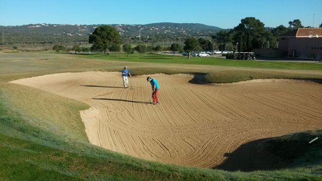 Anfängerkurs Golfschule Mallorca