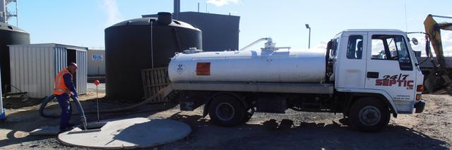 Liquid waste South Otago - 24/7 Septic Ltd