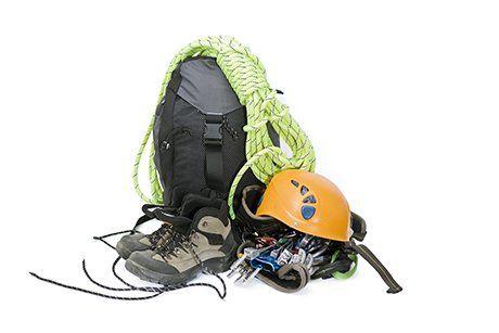 Borsa per attrezzatura da arrampicata a bologna
