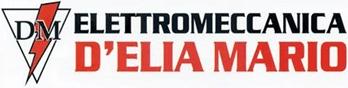 DM ELETTROMECCANICA D'ELIA - Logo