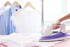 ironing experts
