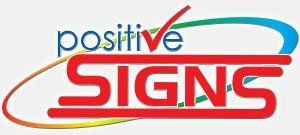Positive signs logo