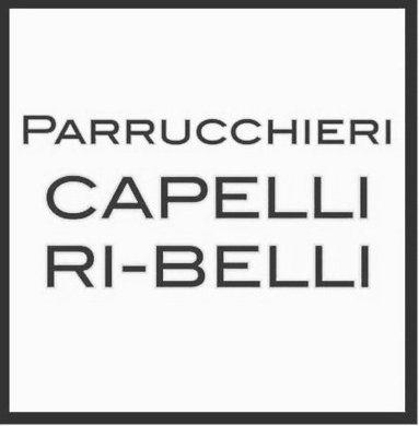 CAPELLI RIBELLI PARRUCCHIERA logo