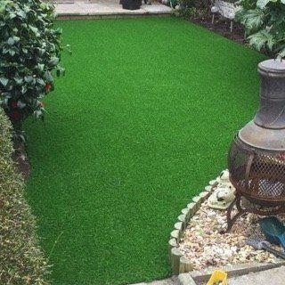 artificial grass icon