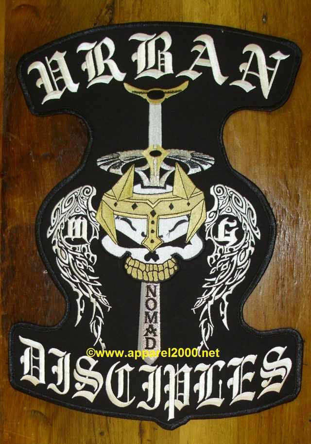 Disciples Patches