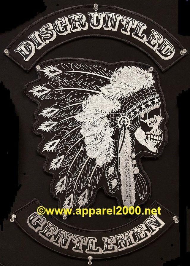 native american headdress patch