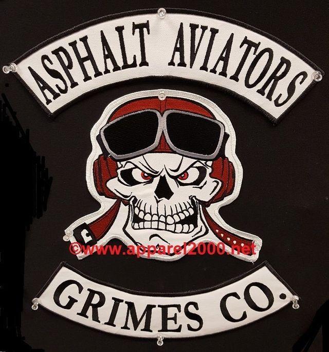 Aviators patch