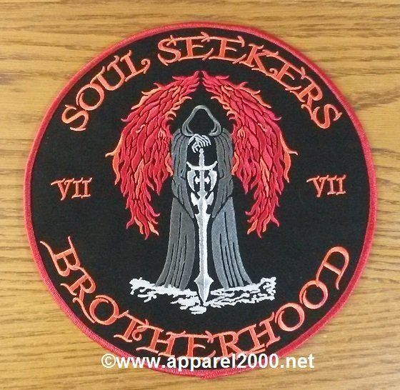 Reaper Patches