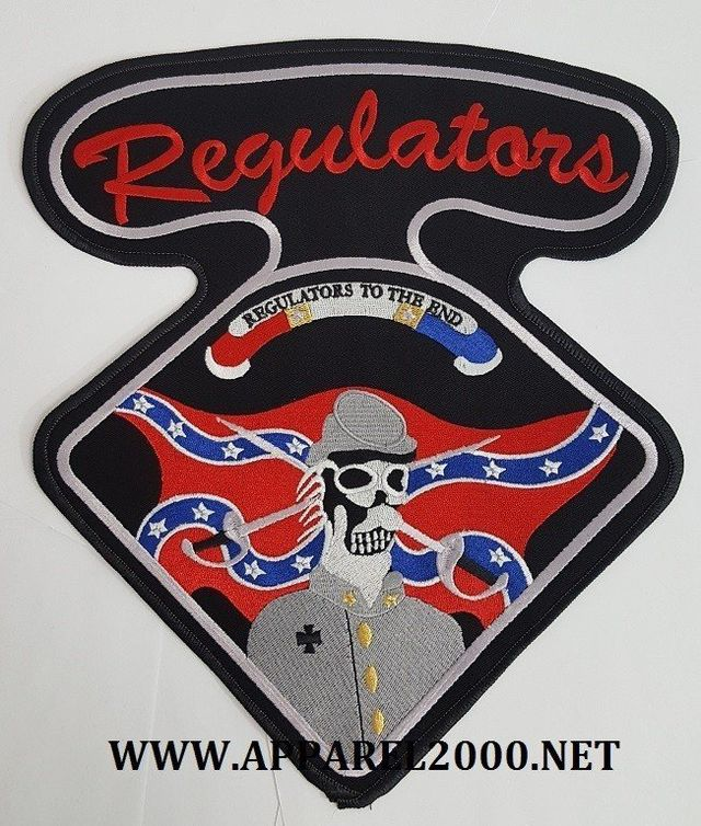 Regulators MC Patch