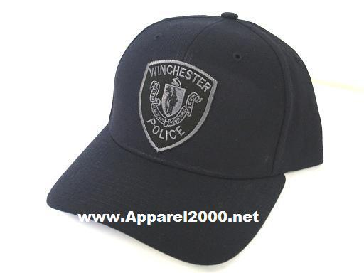 Police Hats Embroidered with Custom Emblem 58794659443