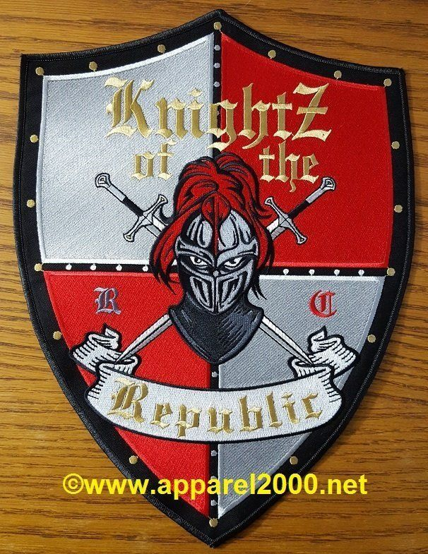Knights of the Republic custom patch