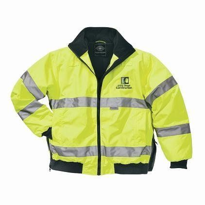High Visibility Yellow Jackets