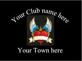 Custom Flags and Banners for Motorcycle Clubs