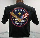 Motorcycle club t-shirts