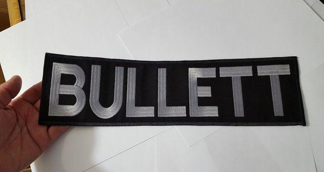 custom bar rocker emblems