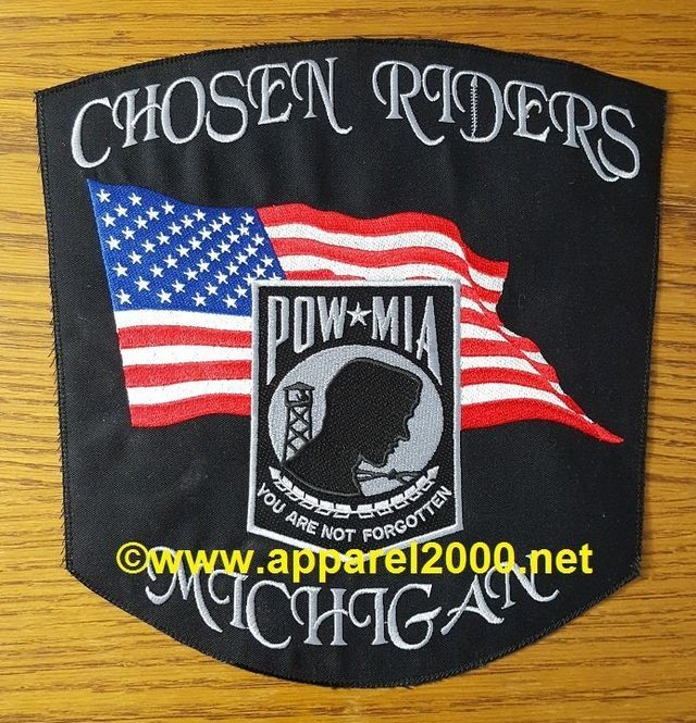Custom in memory patches