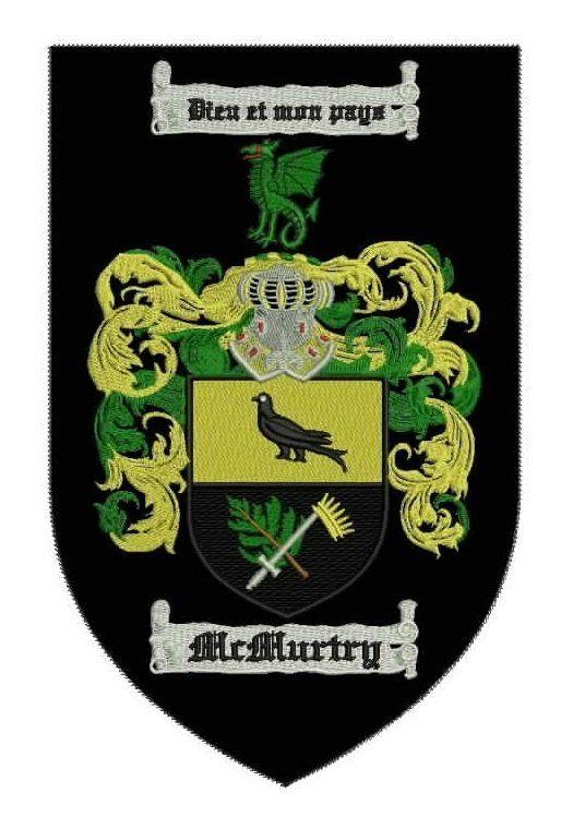 Custom Family Crest Emblems