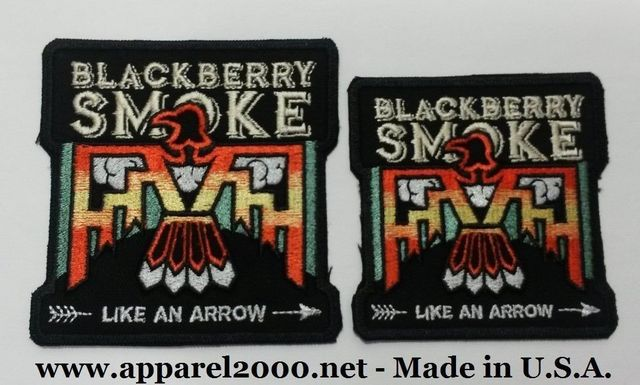 Rock band patches