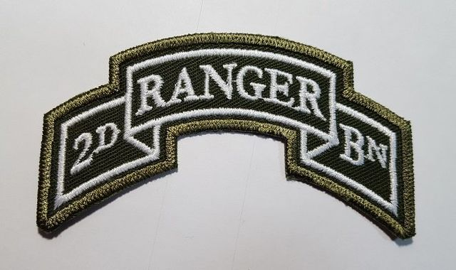 Army Ranger Patches