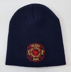 Winter hats for firefighters