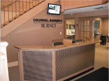 Coldwell Burnett Front Desk