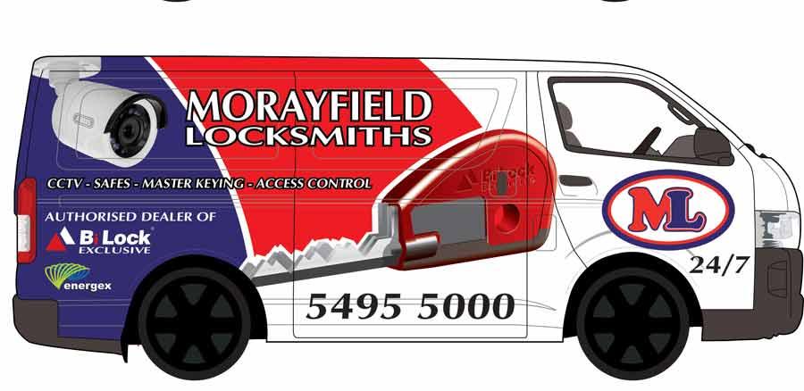 morayfield locksmiths vehicle