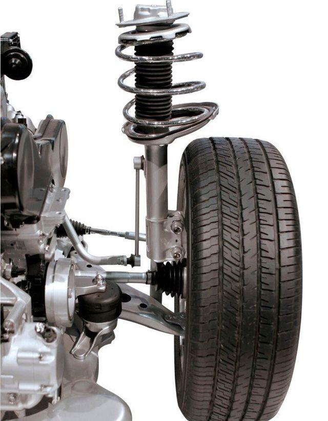 Car Suspension | Car Maintenance | Benny's Motorist Centre