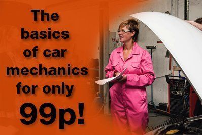 car mechanics for only 99p