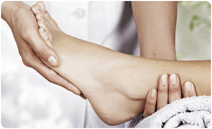 A wide range of chiropody and podiatry specialist services