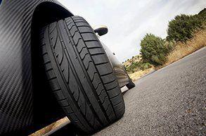 sturdy tyres