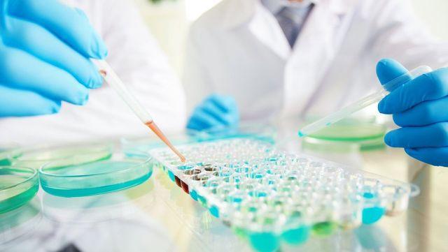 Biochemical research in Long Island