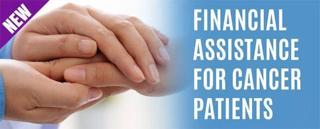 Financial assistance for cancer patients