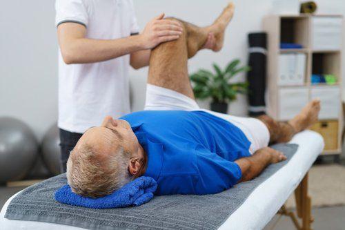 trattamenti medici per la riabilitazione articolare