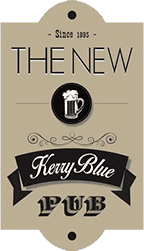 THE NEW KERRY BLUE - LOGO