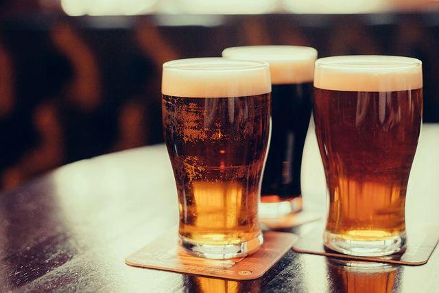 Tre birre