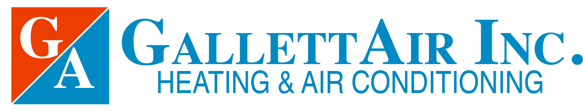 Gallett Air Inc. logo