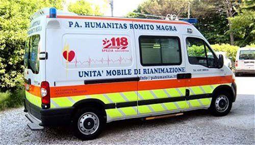 Ambulanza di Classe A