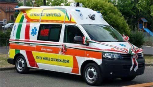Ambulanza classe A1