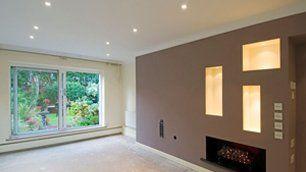 interior refurbishments